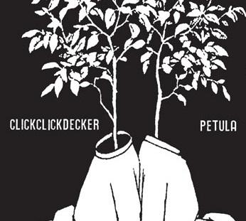 PETULA&CLICK CLICK DECKER SPLIT EP (vinyl)